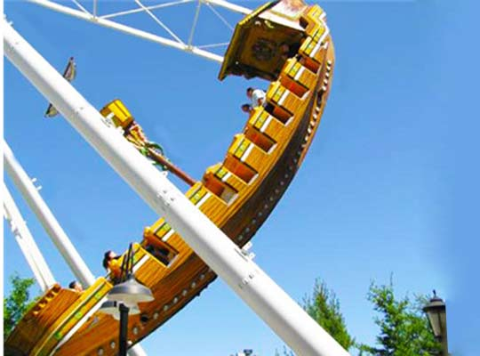 viking amusement park rides supplier