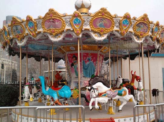life size carousel horses for sale