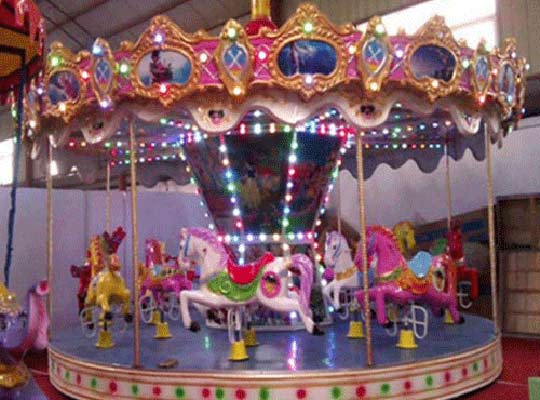 grand carousel rides manufacturer - Beston group