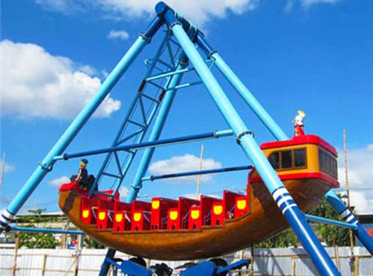 pirate ship fairground ride supplier- Beston group