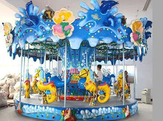 fiberglass carousel horses for sale