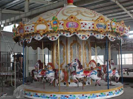 carousel swing ride