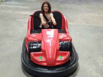 how does a bumper car work