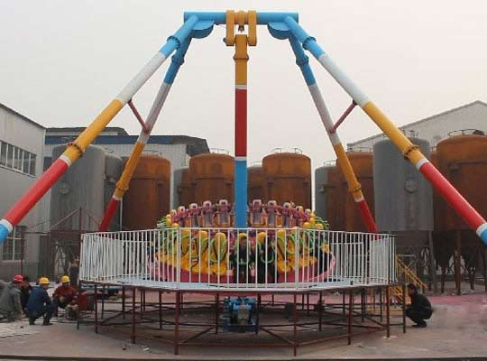 spinning pendulum ride