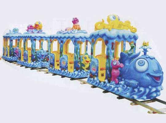 miniature train ride for sale