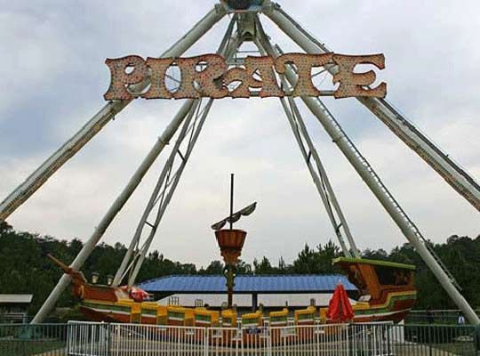 amusement park ship rides with top quality and lower prices in Beston