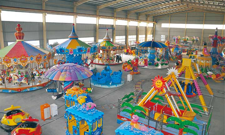 amusement park equipment prices in Pakistan