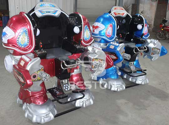 top robot amusement rides manufacturer