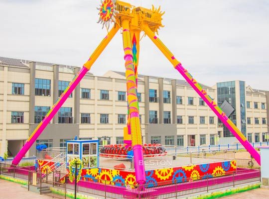 buy giant pendulum amusement rides in Beston