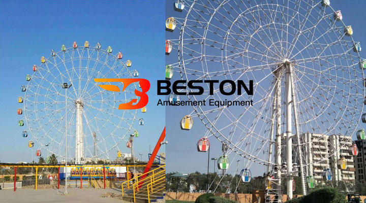 giant observation wheel for sale