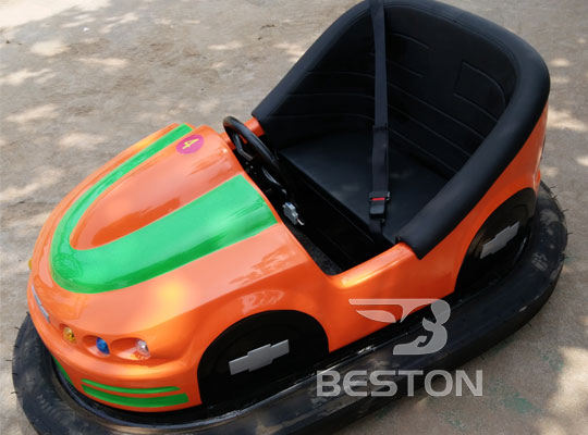 amusement park battery bumper car manufacturers