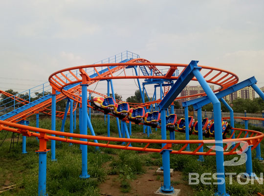 family roller coaster price lists