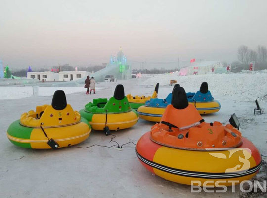 bumper cars on ice  for sale