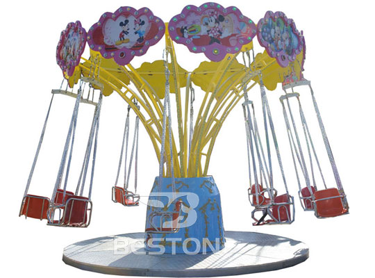 swing amusement park ride supplier