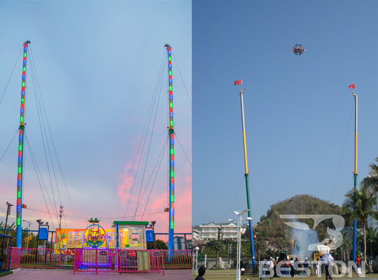 slingshot ride for sale in Pakistan - thrill rides
