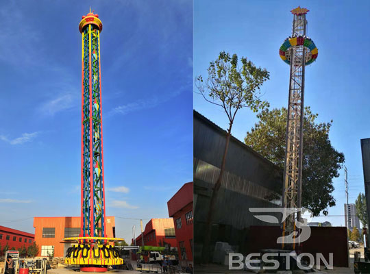 Amusement Park Thrill Rides for Sale in Pakistan