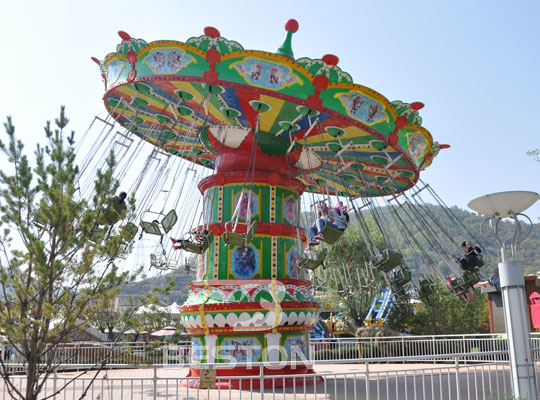 amusement park swing rides supplier