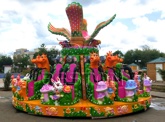 thrill theme park attractions for sale