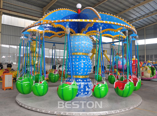 kids wave swinger carnival ride for sale