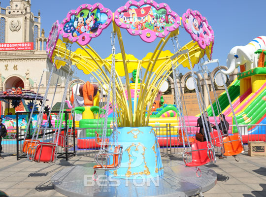 mini carnival swing ride for sale