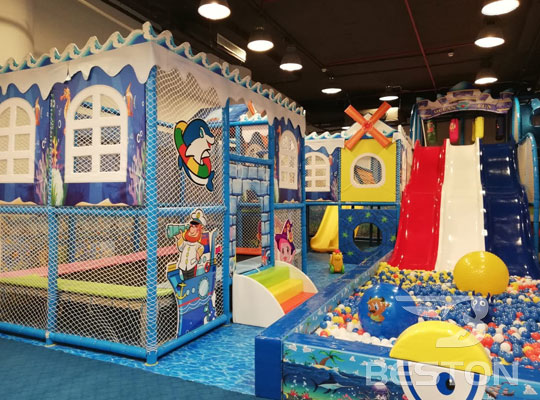 Beston Indoor Playground Equipment manufacturer